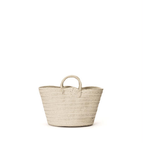 KG02 / LEATHER BASKET : M