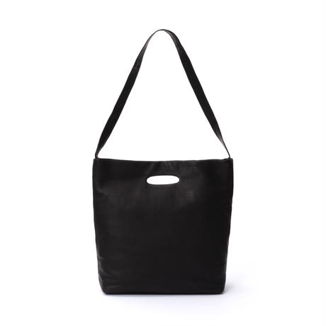 DA04 / DEER LEATHER SHOULDER TOTE : M