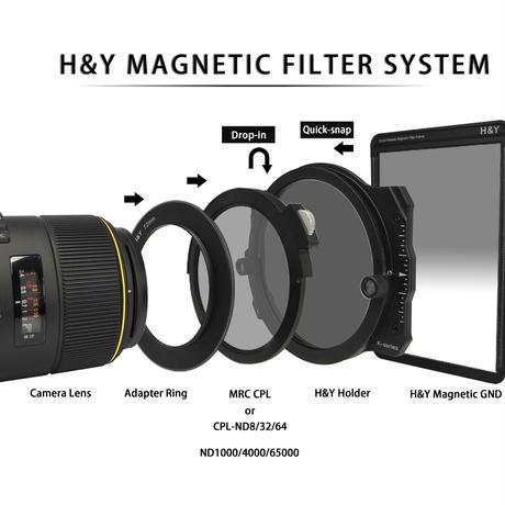 100mm K-Series フィルターホルダー(100mm K-Series Filter Holder)