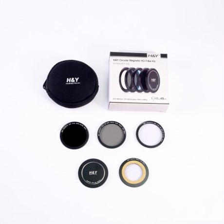 49mm MagneticフィルターKit for SONY ZV1