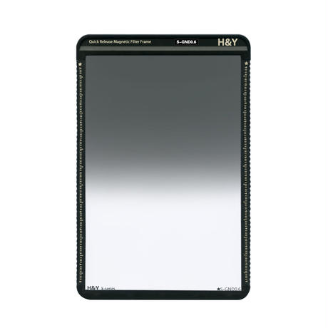 100x150mm K-SeriesソフトGND4 マグネットフレーム付き(100 x 150mm K-Series Soft GND4 w/ Magnetic Filter Frame)
