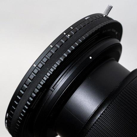 REVORING Vari ND3-ND1000 CPL 58-77mm