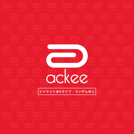 ackee 1st single「シャイニースター」直筆サイン入りチェキ付き