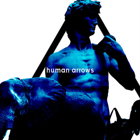 Eye'Dee 2019第2弾アルバム「human arrows」初回盤