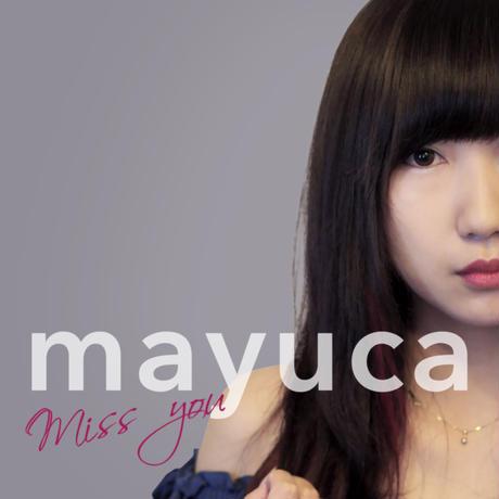 1st Single「Miss you」-通常盤-