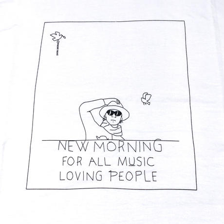 INO hidefumi DRAWING T-shirts