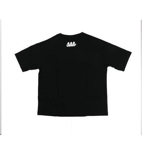 logo T-shirt_black