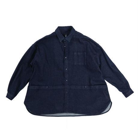 gardening denim jacket_shirt