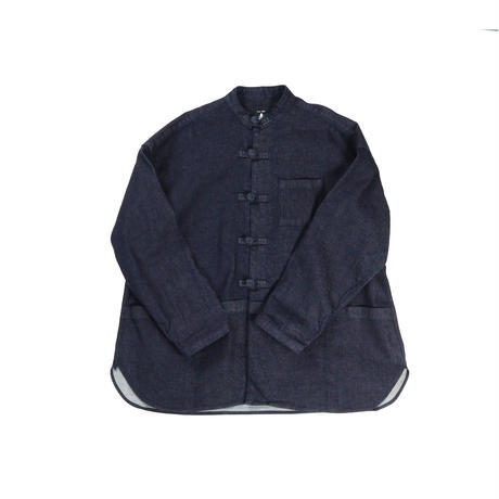 gardening denim jacket_China