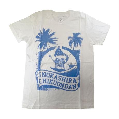 犬蓄サーフ Tシャツ