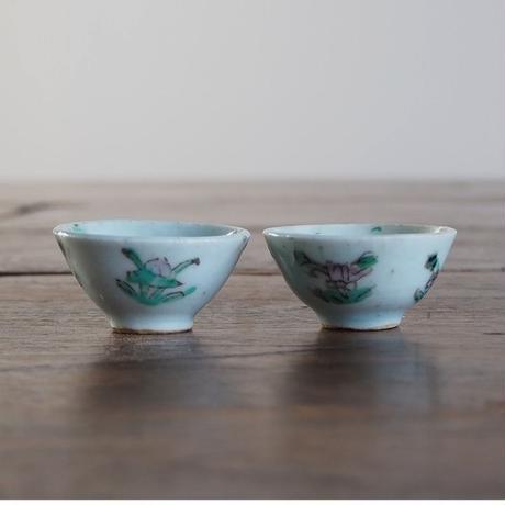 no189  小さな茶杯