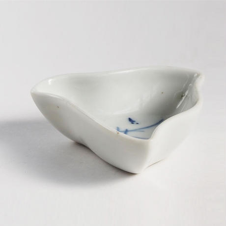 No749-A  千鳥の豆皿