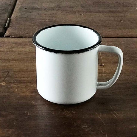 no328  琺瑯マグカップ