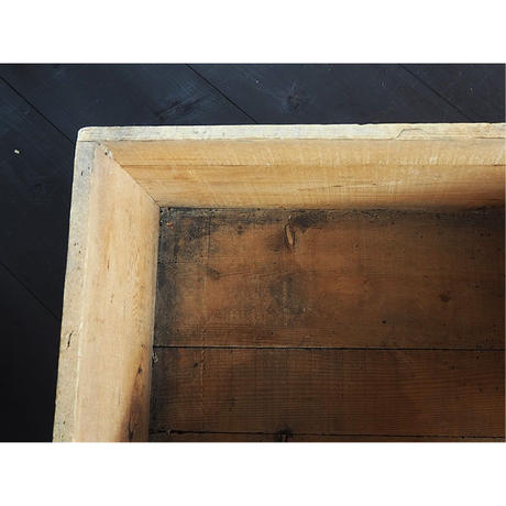 no699  明治屋の古い木箱