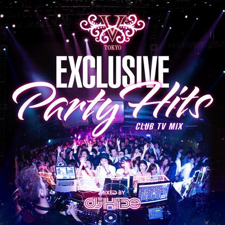 V2 TOKYO EXCLUSIVE PARTY HITS -CLUB TV MIX-