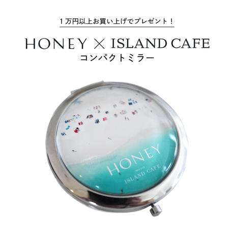 HONEY meets ISLAND CAFE -Sea of Love 3-