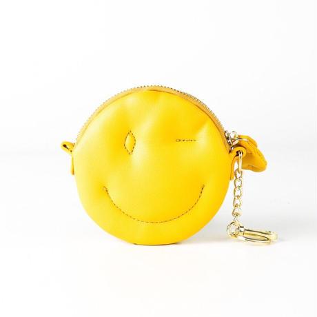スマイリーコインケース 小銭入れ スマイル Smiley Crossbody フェミニン レディース niko 80919