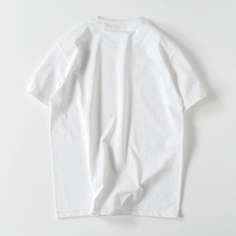 SATSUMA 反射炉 Tシャツ(ホワイト XS/S/M/L/XL/XXL)