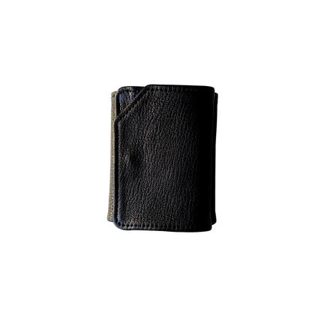 THREE FOLD COMPACT WALLET