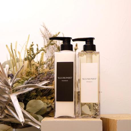 【次回入荷9月】ILLUSIONIST shampoo&treatment SET