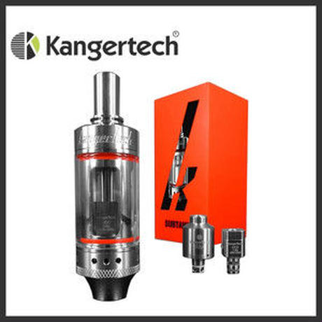 SUBTANK は新開発OCCコイルヘッドを採用! KangerTech カンガーテック SUBTANK Clearomizer