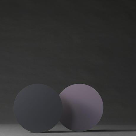 ROUND PLATE STAINLESS/ラウンドプレート S