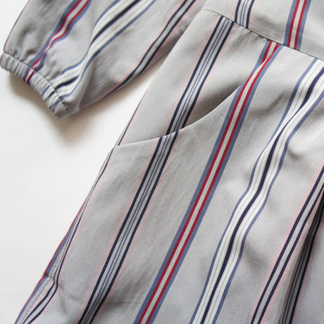 Stripe Dress / Christina Rohde