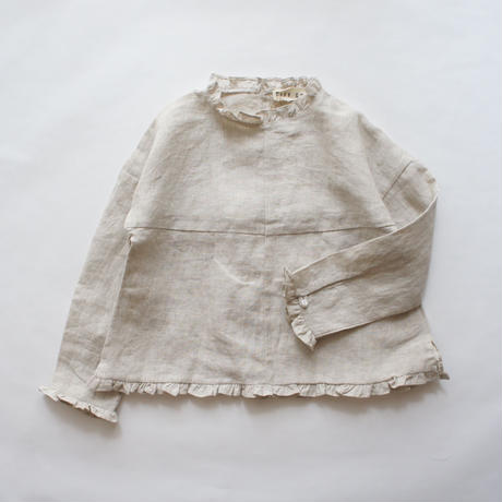 The Devotion Top (Organic Linen) / CITY GOATS