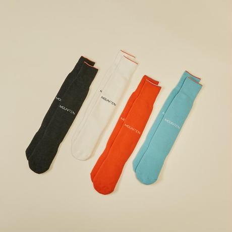 MOUN TEN. Tube High Socks / MOUN TEN.
