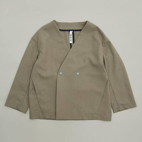 Polyester Canapa Jacket  / MOUN TEN.