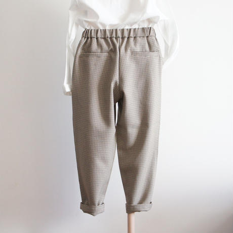 Lounge Pants  (brown/110.120) / EAST END HIGHLANDERS