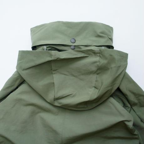 60/40 Grosgrain Coat (olive) / MOUN TEN.