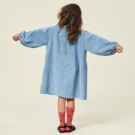 Sapphire Seal Dress /  maed for mini