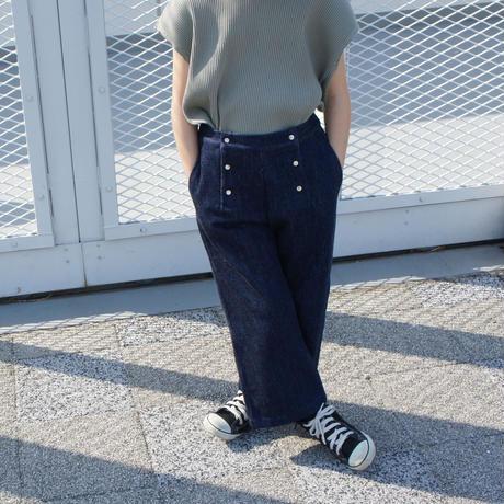 Sailor Denim Pants  (120 ) / EAST END HIGHLANDERS