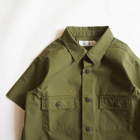 Flap Pocket Shirt (130-150) / EAST END HIGHLANDERS