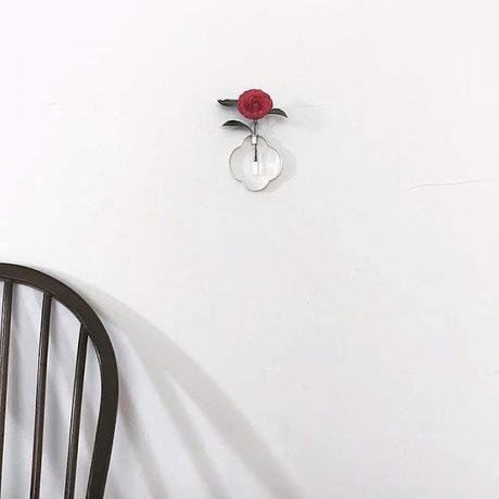 壁掛け花器 Rinka / RUNI