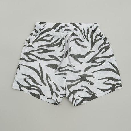 2tone Camo Shorts (khaki) / MOUN TEN.