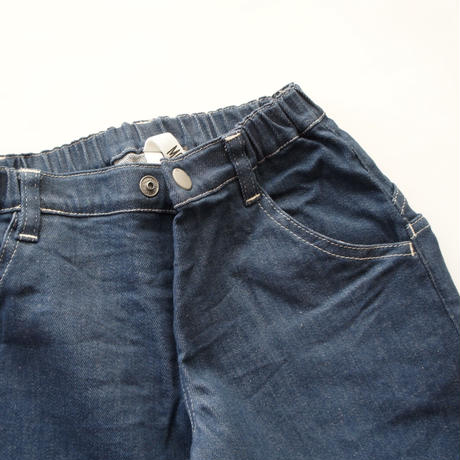 Wide Cropped denim (blue/95.110) / MOUN TEN.
