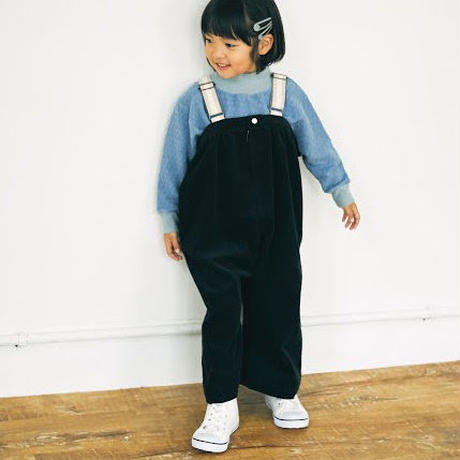 Oversized  Overall (130.140) / EAST END HIGHLANDERS