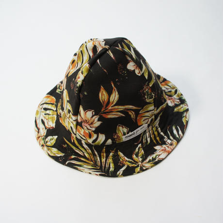 Flower Flamingo Sunhat  / maed for mini