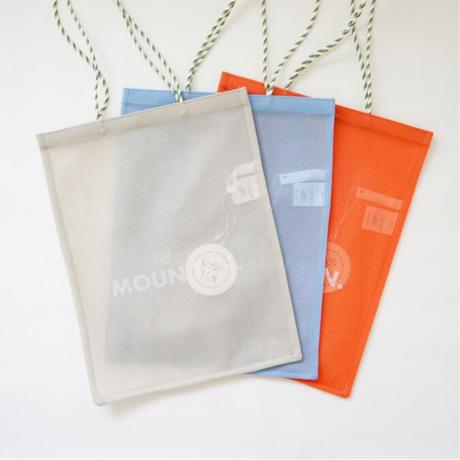 Mesh Tote / MOUN TEN.