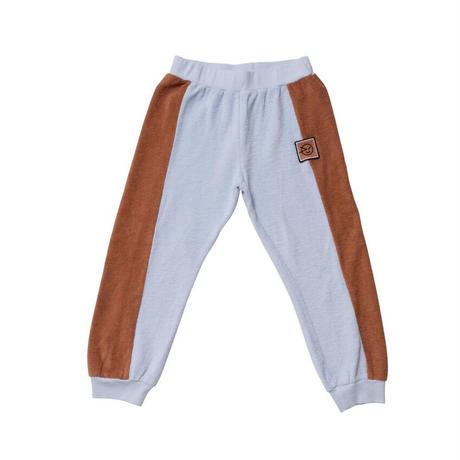 Blouson Panel Track Pants ( blue terry/impala) /  wynken