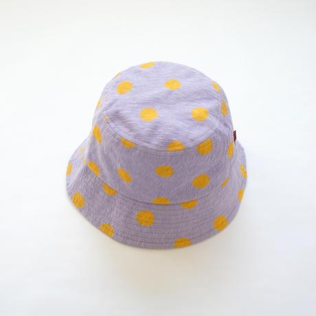 Disco Bucket Hat (lilac dot) /  wynken