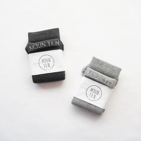 Tube Socks / MOUN TEN.
