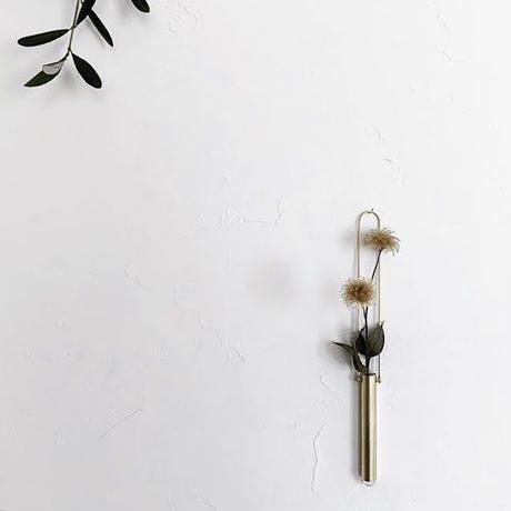 壁掛け花器 Kozutsu / RUNI