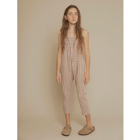 Alexa vichy jumpsuit / the new society