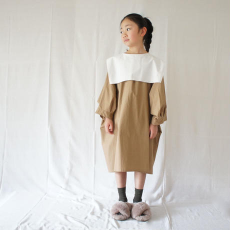 Sailor Collar Blouse / folkmade