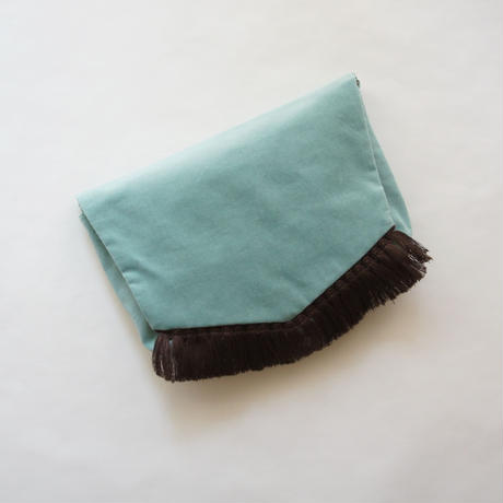 Diaper pouch ( dull blue ) // in the park original