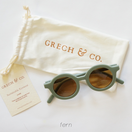 Sustainable Kids Sunglasses  / Grech & Co.