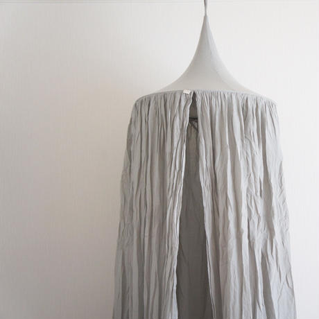 Canopy ( simple saloo  silver grey ) // numero74